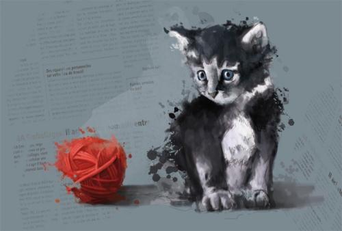 le chaton et la pelote.jpg