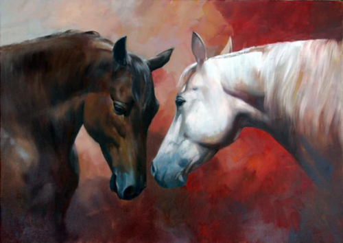 gros-oil-wall-art-mur-de-toile-d-art-de-cheval (1).jpg