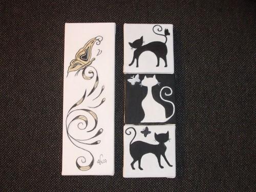 chats humoristiques et papillons.jpg